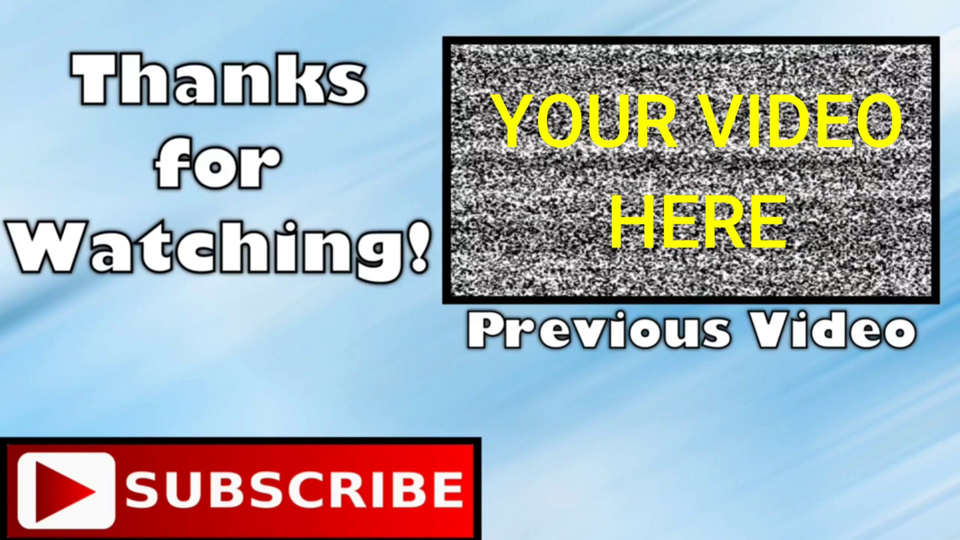 Outro template free download free to use download lengkap for Velosofy outro