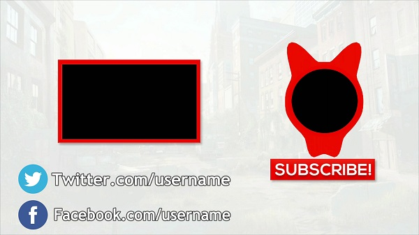Wondershare Filmora Outro Template 9